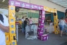 Parceria: Galegão Supermercado; Patocinadores: Pedigree e Whiskas